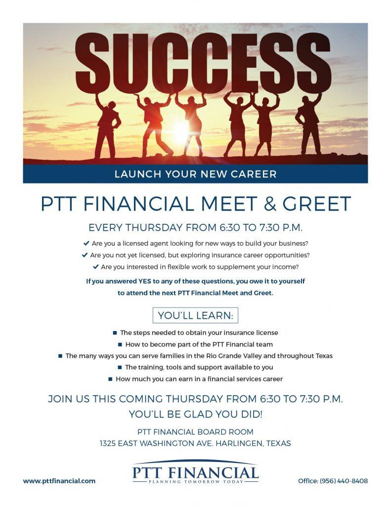 Ptt Financial Meet Greet Ptt Financial Member Section