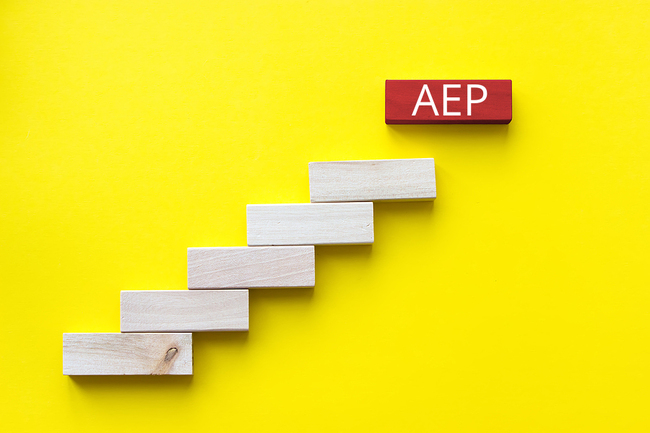 steps to take now to be ready for AEP